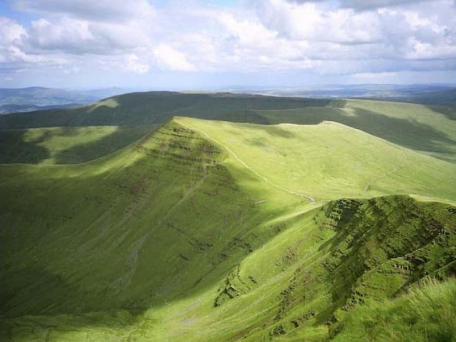 Brecon Beacon national park