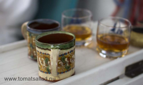 kaffe och whiskey 1495