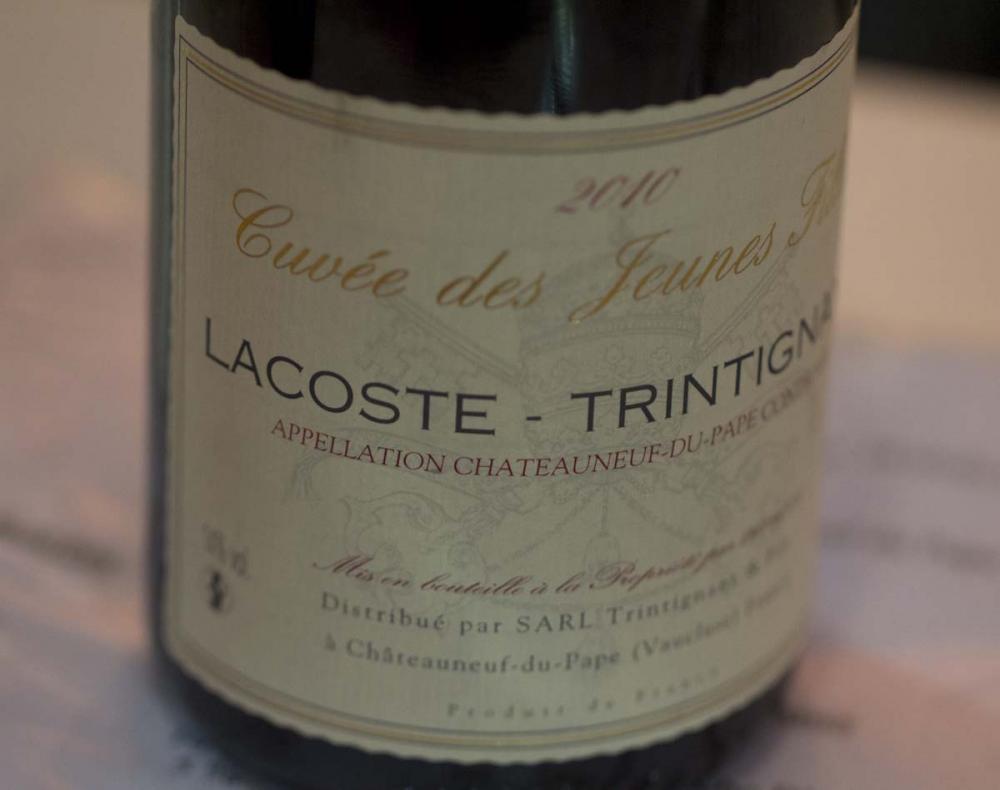 Fantastiskt vin!
