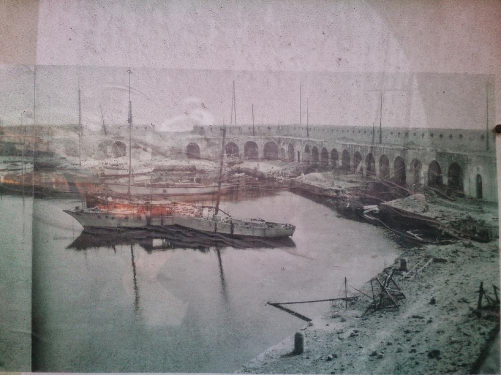Port Vauban 1944
