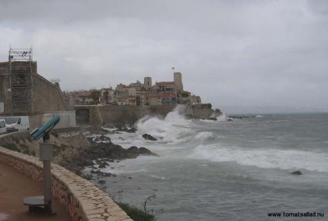 Antibes 4 maj 2010