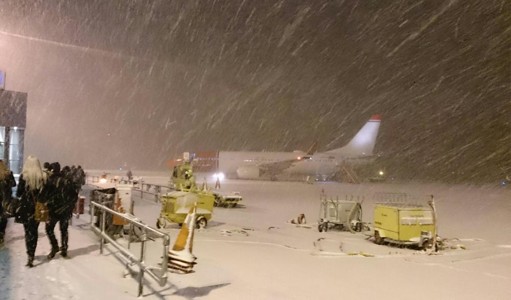 Umeå flygplats