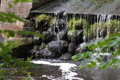 Mölarp rinnande vatten