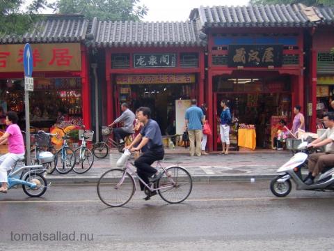 cyklar i Beijing 2006