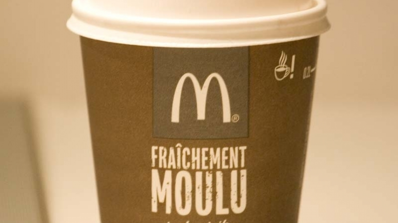 mcdonalds kaffe