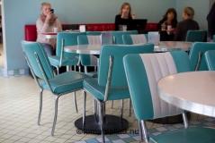 turkosa stolar