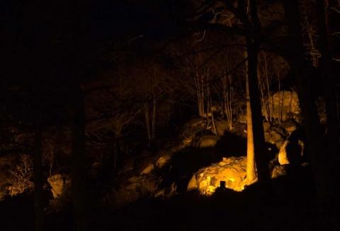 mysiga ljussättningar