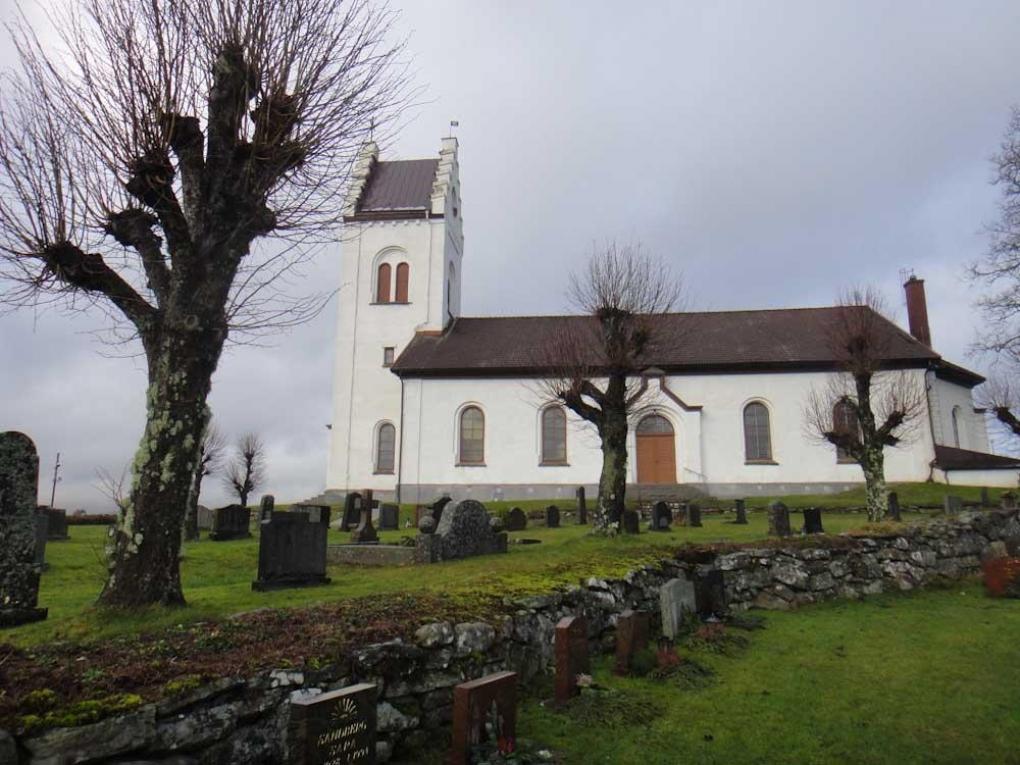 Öxabäcks kyrka