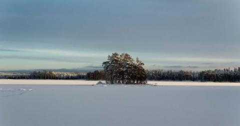 Sverige i vinterskrud