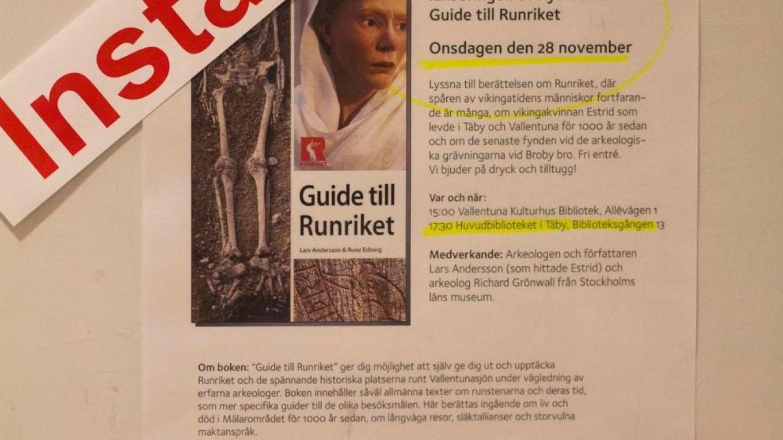 Guide till runriket - Inställt