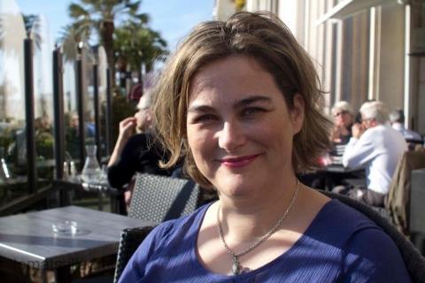 Kristina Svensson i Nice