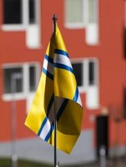 den västsvenska flaggan