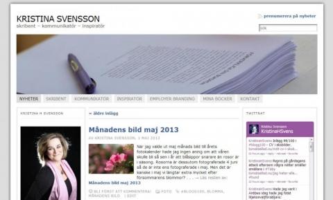 kristinasvensson.se