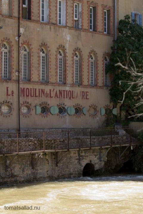 kvarnen i Trans en Provence
