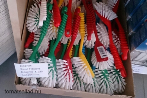 diskborstar i Antibes