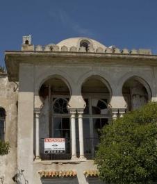 Detalj av Villa El Djezair