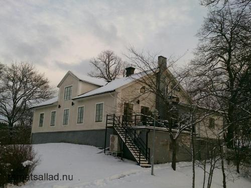 Karby gård huvudbyggnad