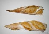 Två sorters franskt bröd