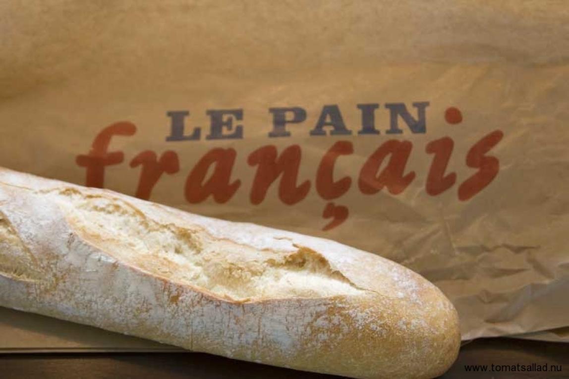 Bröd från le-pain-francais i Göteborg