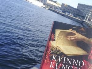Kvinnokungen av Kristina Sjögren