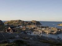 hamnen väderöarna