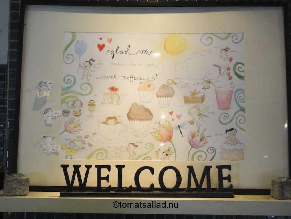 Välkommen till sweet coffeebar