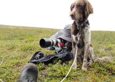 fotografen och assistenten