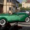 Grön bil