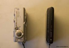 storleksjämförelse kameror