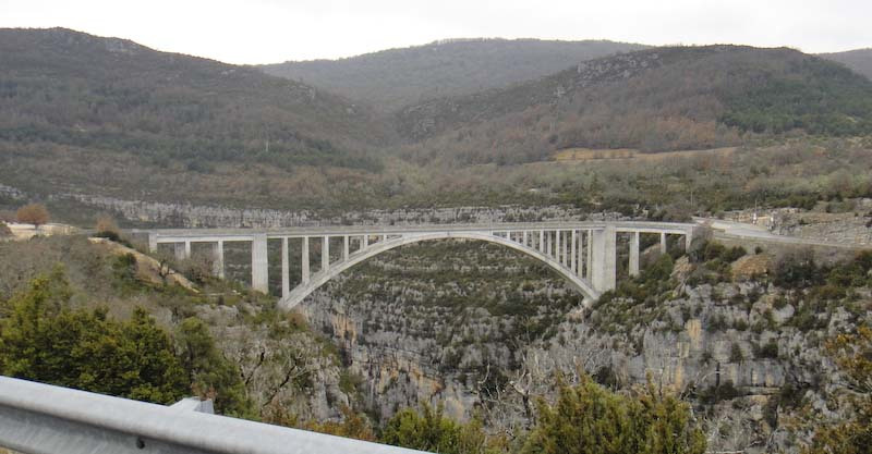 pont de l\'artuby