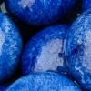 Blå bollar