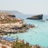 Blue Lagoon på Malta.