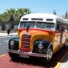 Gammal buss på Malta