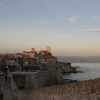 Antibes skyline