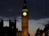 Big Ben i kvällsljus