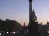 Big Ben från Trafalgar square