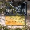 safranier rue de haut castellet