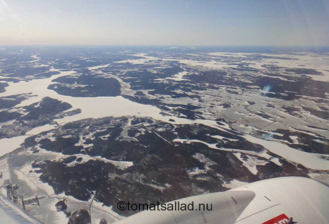 vy runt Arlanda