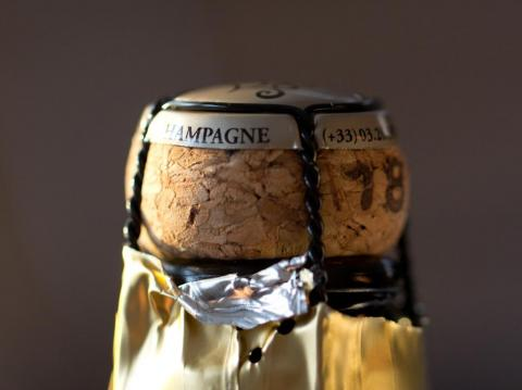 champagnekork