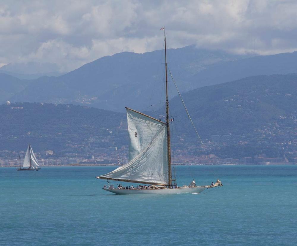 Voiles d\'Antibes
