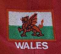 walesiska flaggan