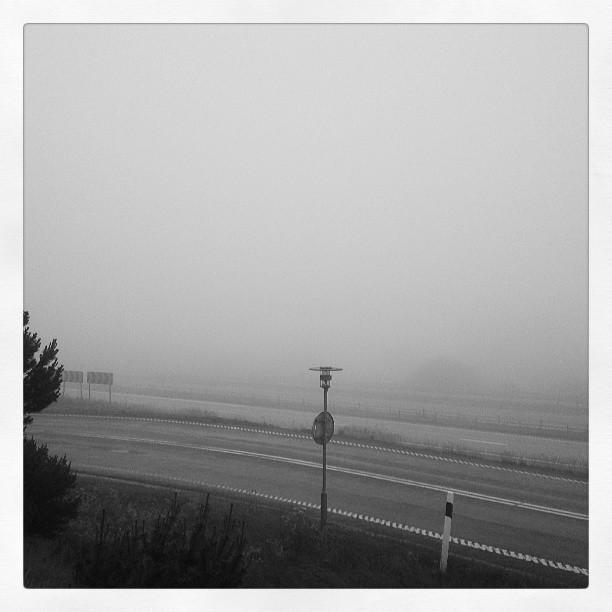 Brahehus i dimma