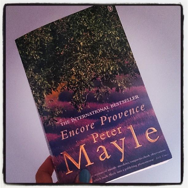 Encore Provence bok