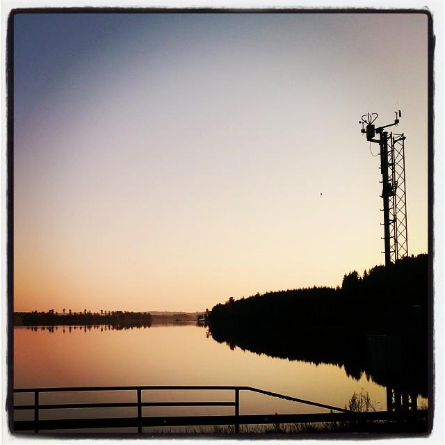Fotostopp vid sjön Tolken