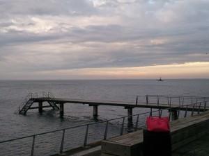 Dagens bild: horisont