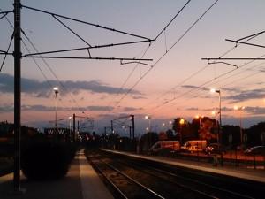 Jag och franska tåg är ingen gyllene kombination