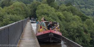 Walesiska Pontcysyllteakvedukten är ett mäktigt världsarv