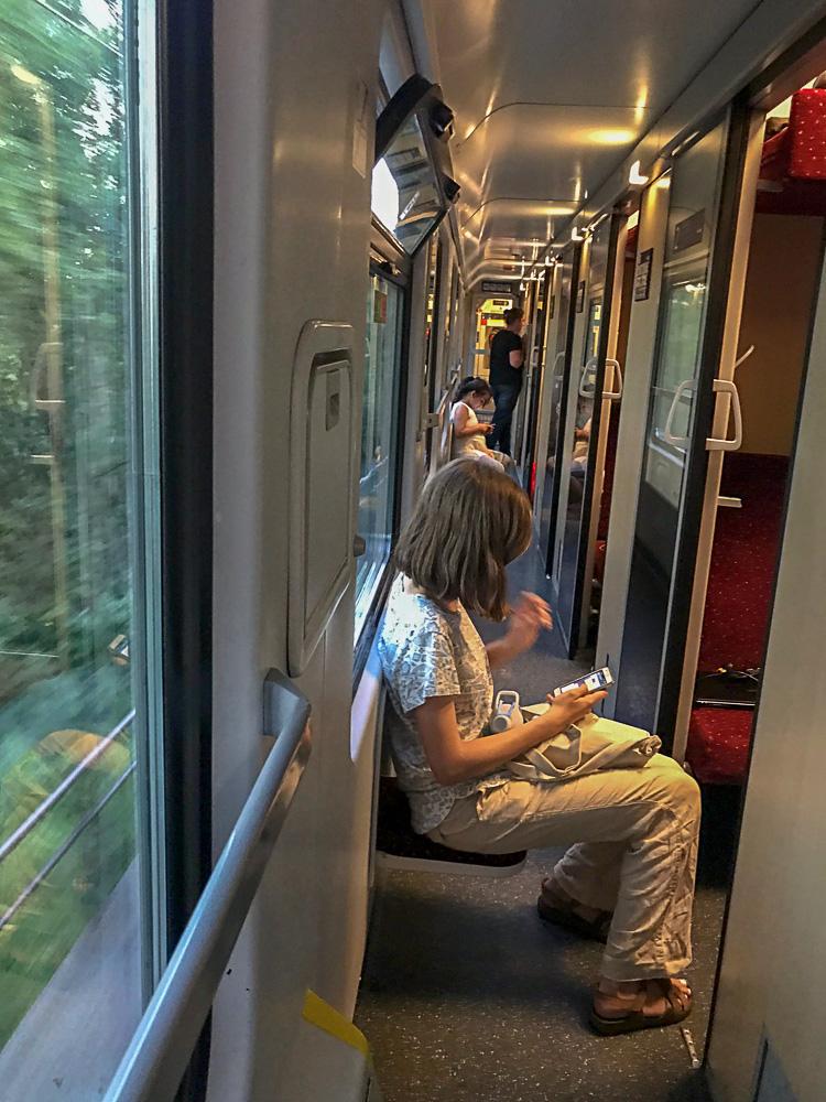 tåg kalmar stockholm