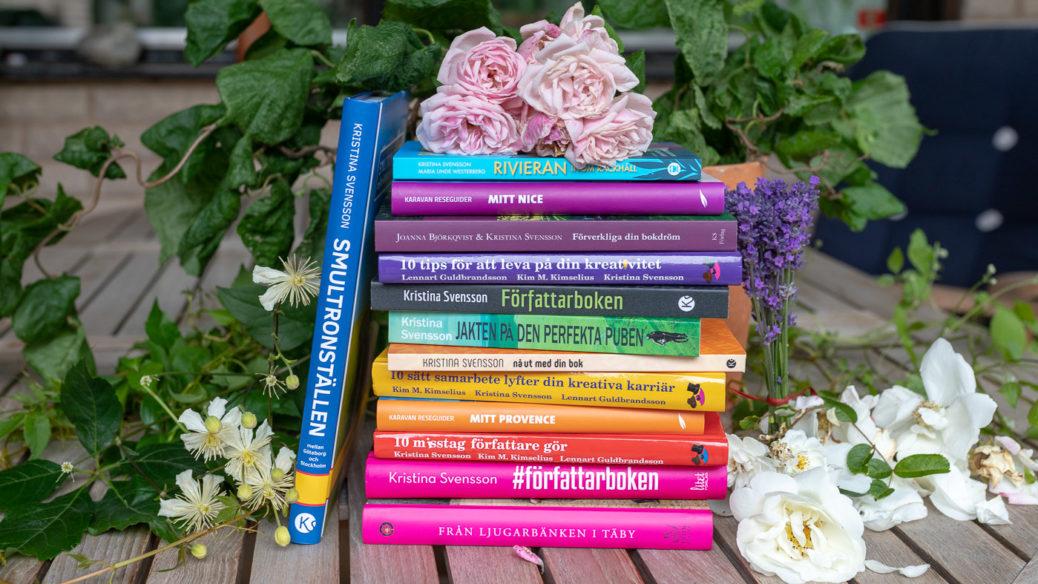 Kristina Svenssons böcker 2019